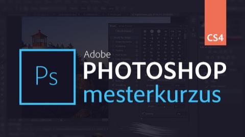 Adobe Photoshop CS4 Mesterképző
