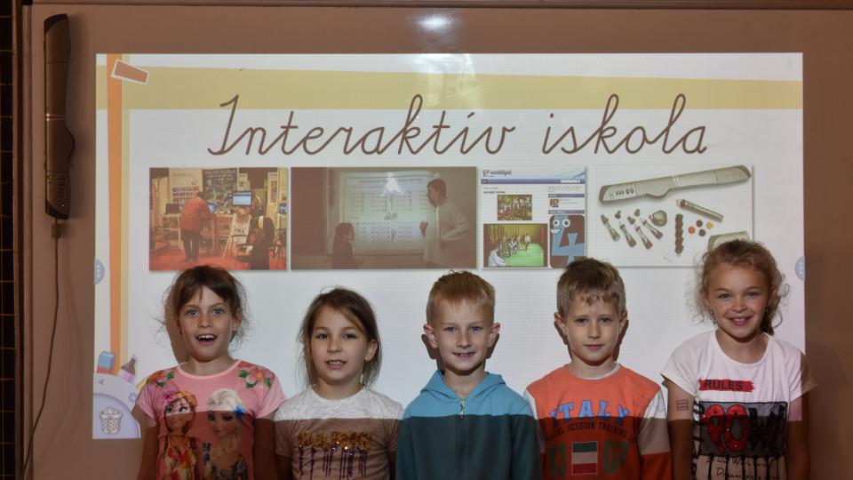 Interaktív iskola