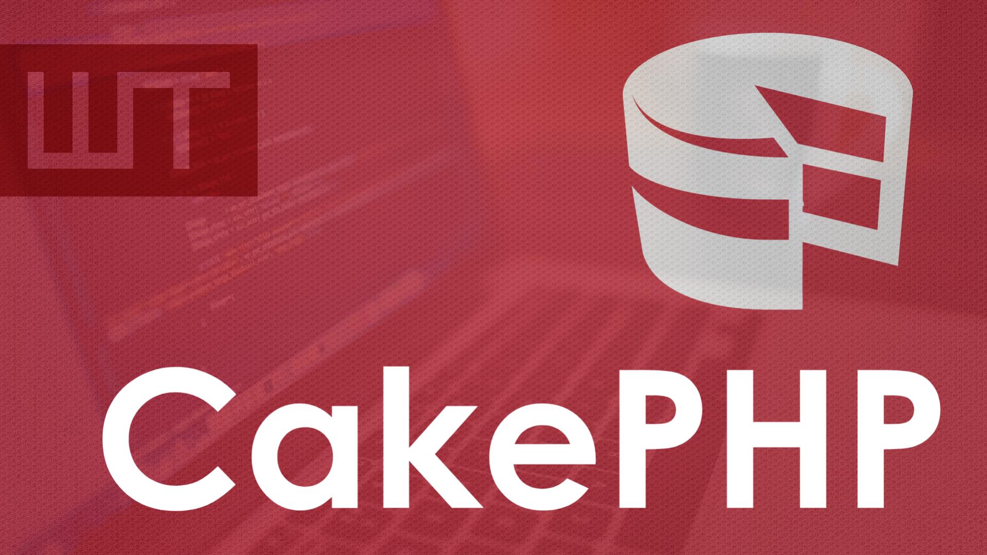 PHP MVC keretrendszerek 1.rész: CakePHP