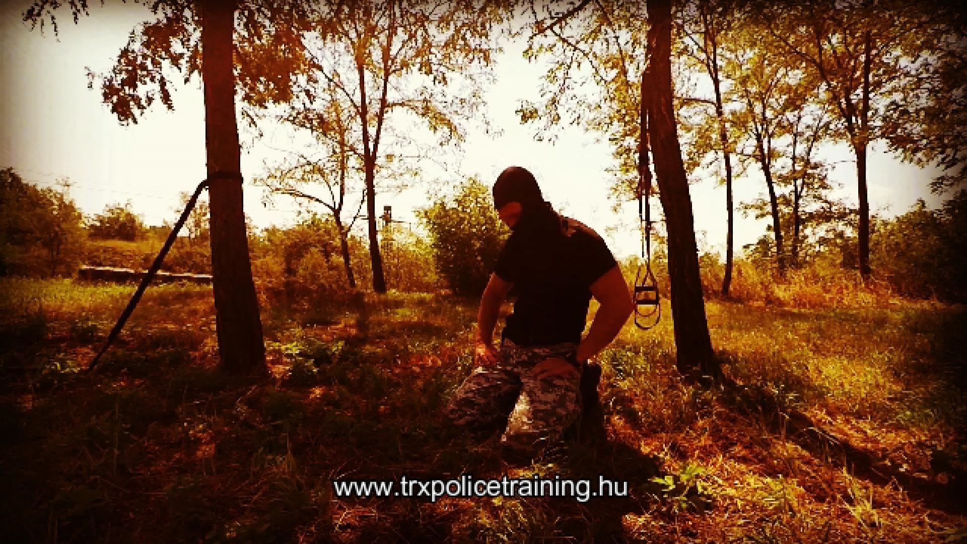 TRX POLICE TRAINING - UPPER BODY