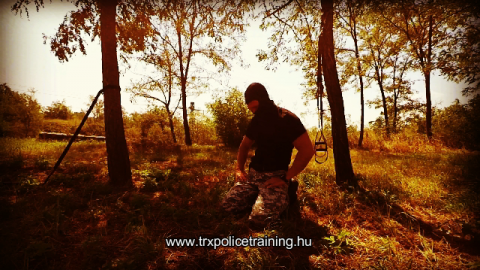 TRX POLICE TRAINING - UPPER BODY