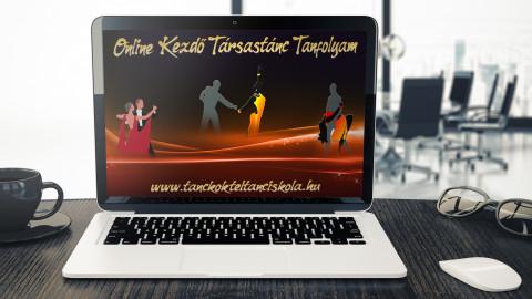 Online Kezdő Társastánc tanfolyam