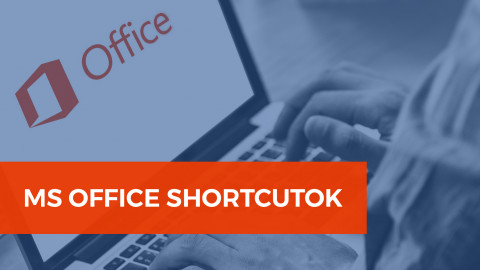 MS Office shortcutok