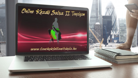 Online Vonalas Salsa Tánctanfolyam - Kezdő 2