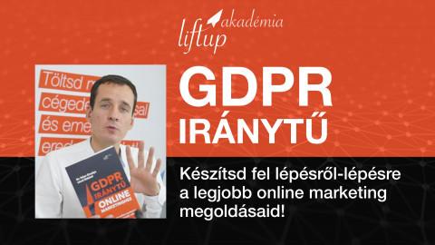 GDPR IRÁNYTŰ: technikai beállítások az adatvédelem mögött
