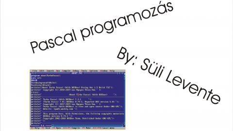 Pascal Programozás Alapok #2