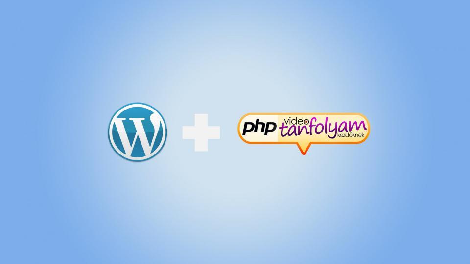 PHP Alapozó Tanfolyam