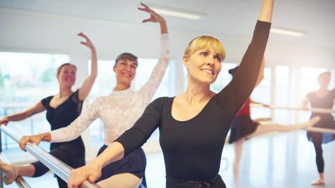 Klasszikus balett 50 év felett - BAB Senior