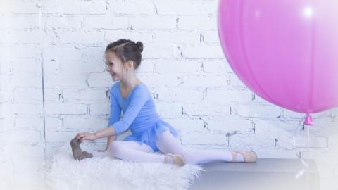 Klasszikus balett gyermekeknek - Előkészítő 4