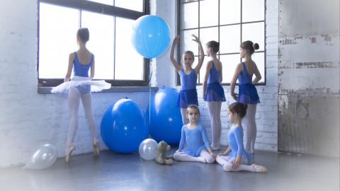 Klasszikus balett gyermekeknek - Negyedik évfolyam
