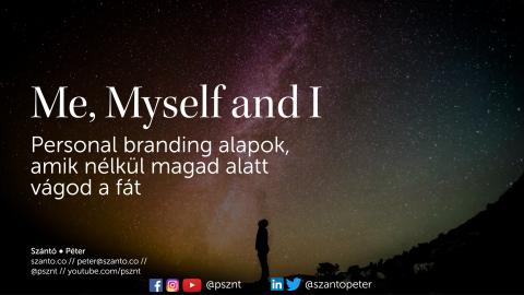 Personal branding alapok