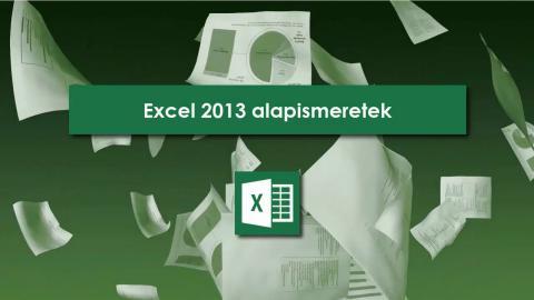 Bevezetés az Excel 2013 használatába