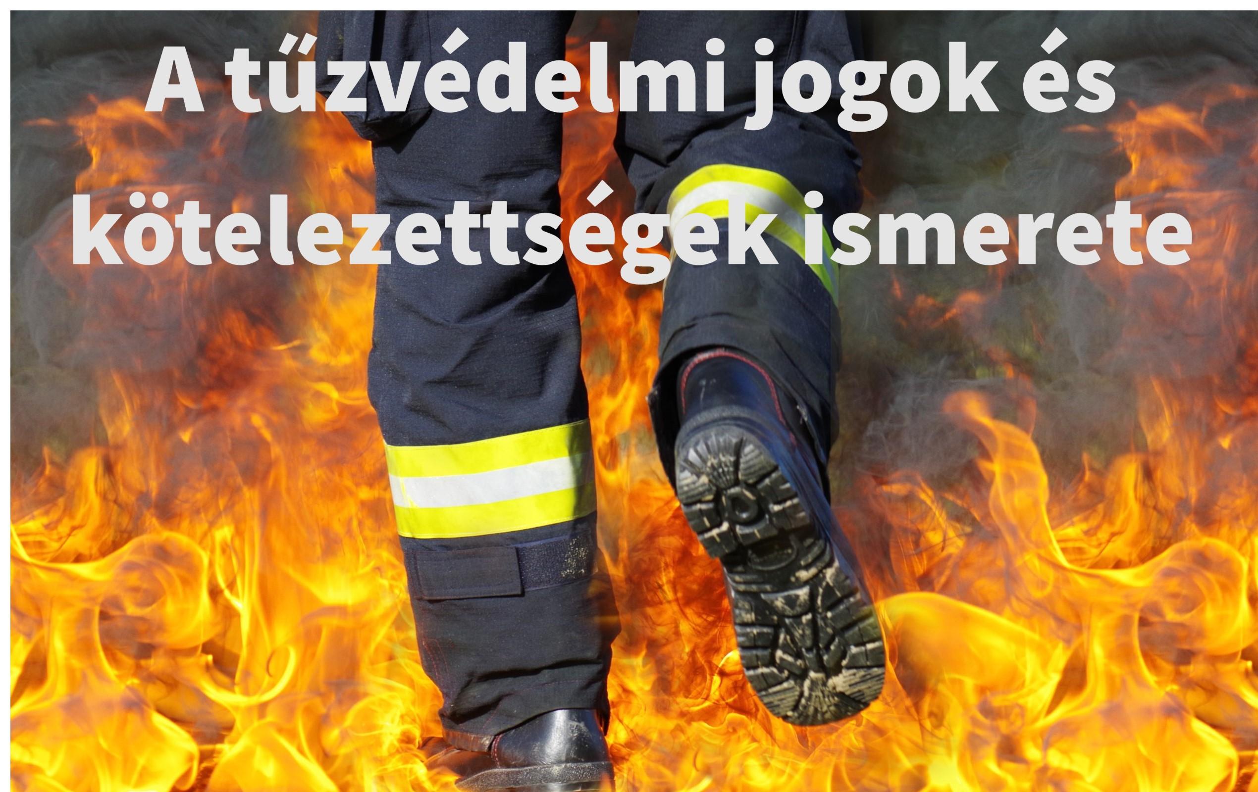 Tűzvédelmi előadó (OKJ)