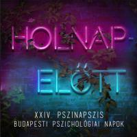 24. Pszinapszis - Budapesti Pszichológiai Napok